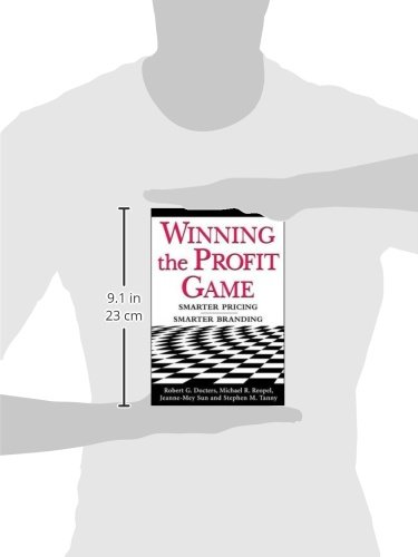 Winning the Profit Game: Smarter Pricing, Smarter Branding by McGraw-Hill Education (Image #2)