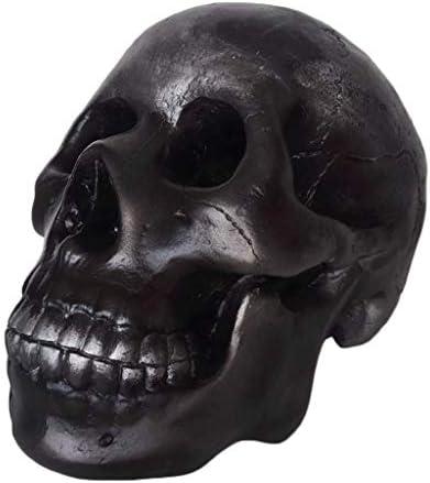 Educatief model Gorilla Skull Model - Creative Personality Skull Craft Skeleton Statue - 1: 1 Levensgroot dierenschedel anatomisch model