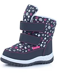 Fantiny Winter Snow Boots for Boy and Girl Outdoor...