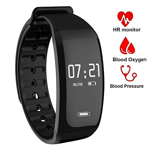 LifeFit Fitness Tracker, Fitness Watch with Heart...