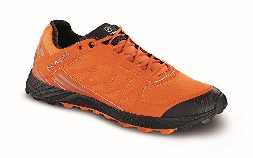 Scarpa Atom fluo orange