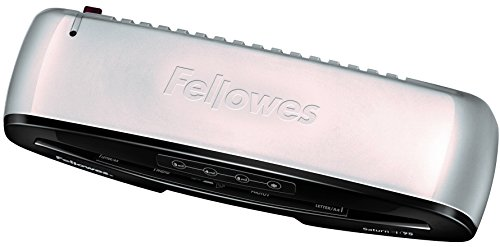Fellowes 9.5 inch, Rapid Minute Warm-up with Laminating Pouches