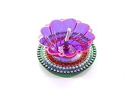 Amba Handicraft Floating Diwali Pooja Diya for Gift/Special Home Décor -07