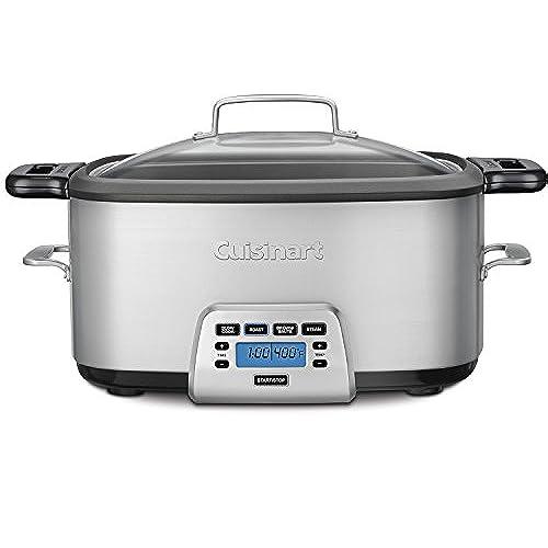 Cuisinart MSC 800 Cook Central 4 In 1 Multi Cooker, 7 Quart