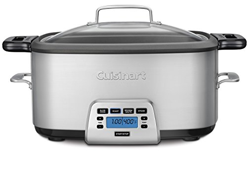 Cuisinart MSC-800 Cook Central 4-in-1 Multi-Cooker, 7 quart by Cuisinart