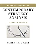 Cases to Accompany Contemporary Strategy Analysis, Robert M. Grant, 0470686332