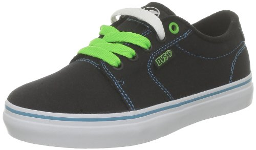 DVS Convict Boys, black suede