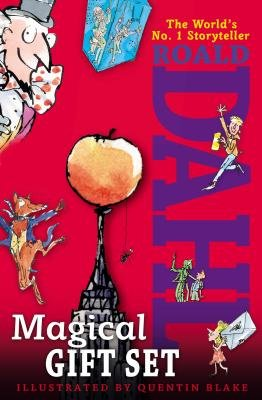 Read Online Roald Dahl Magical Gift Set[BOXED-ROALD DAHL MAGICAL GI-4V][Boxed Set] pdf