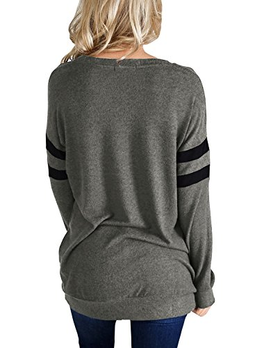 Womens-Casual-Lightweight-Color-Block-Long-Sleeve-Sweatshirt-Tunic-Tops