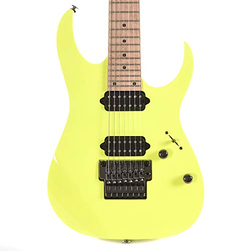 Prestige 7 String - Ibanez Prestige RG752M 7-String - Desert Sun Yellow