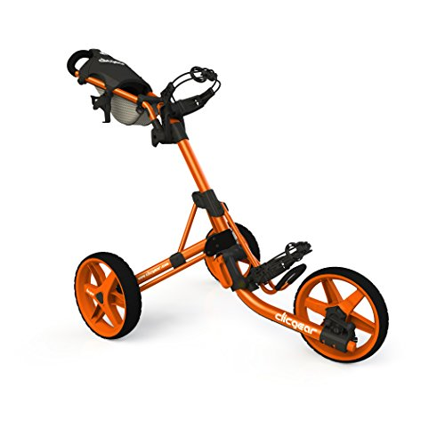 push cart orange - 1