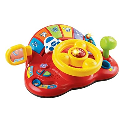 VTech Tiny Tot Driver : Early Development Activity Centers : Baby