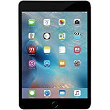 Apple iPad Mini 4, 64GB, Space Gray - WiFi (Renewed)