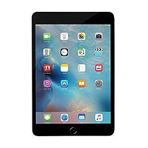 Apple iPad Mini 4, 64GB, Space Gray – WiFi (Renewed)