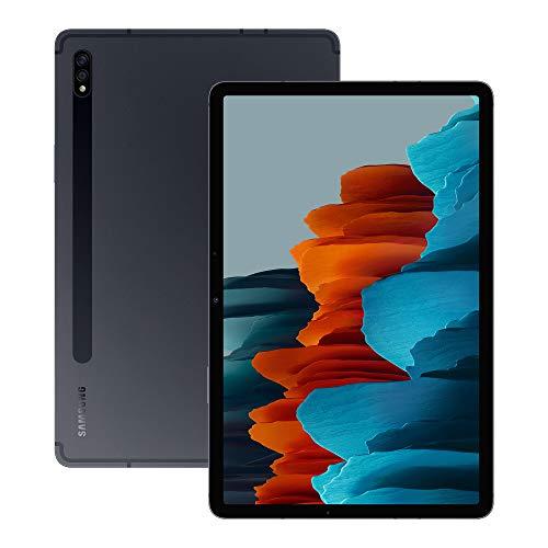 Samsung Galaxy Tab S7 Wi-Fi Android Tablet Mystic – Black (UK Version)