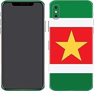 Switch iPhone X Skin Suriname