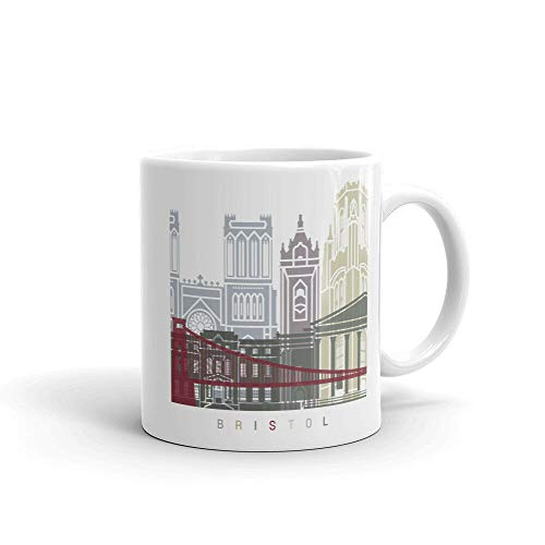 Bristol England Coffee Mug Tea -