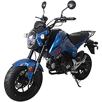 Amazon.com: SmartDealsNow 49cc Sports Bike Racer50 Automatic ...