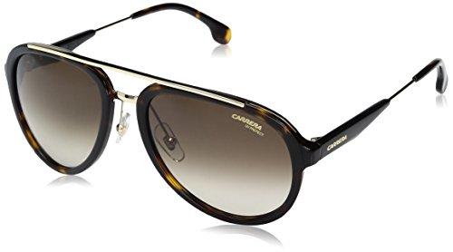 carrera-mens-ca132s-aviator-sunglasses-havana-gold-brown-gradient-57-mm