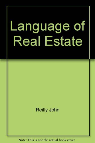 The language of real estate by Real Estate Education Co