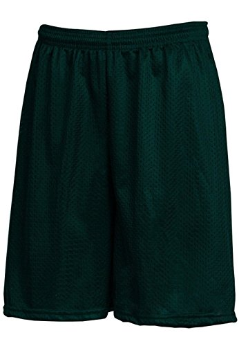 Hat and Beyond IH Men Mesh Shorts with Pockets Lightweight P