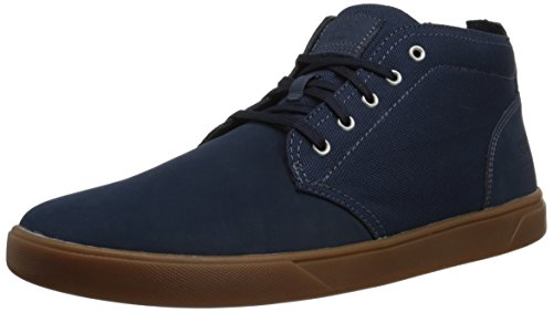 Timberland Mens Groveton Leather Fabric