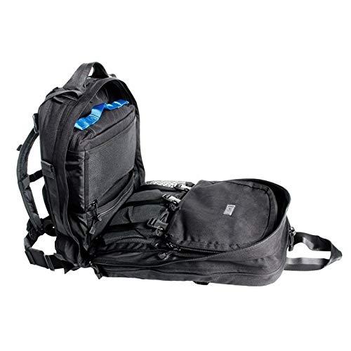 BLACKHAWK! S.T.O.M.P. II Medical Coverage Bag (Jumpable) - Black