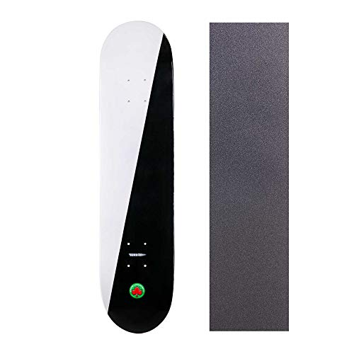 Cal 7 Blank Skateboard Deck with Grip Tape | 7.75, 8.0, 8.25 and 8.5 Inch | Maple Board for Skating