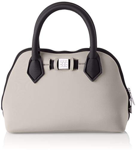 Bag X Save A My turtle Princess Cmw Mano MiniBorsa Donna25x19x12 H LGrigio Y6vfb7gy