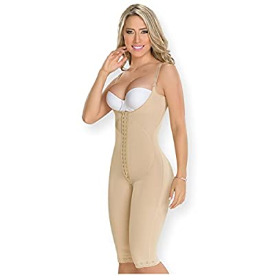MYD 0478 Slimming Body Shaper for Women | Fajas Colombianas para Mujer Completas