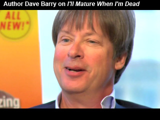 Dave barry road warrior essay