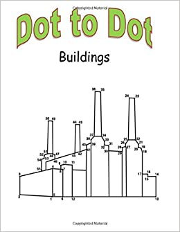 Dot To Dot Dot To Dot On Buildings Join The Dots Then Colour In