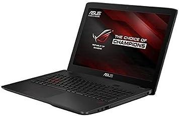 "Asus Rog Typhon Gl552Jx Laptop 15.6"" Full HD, CPU Intel Core i7-4720Hq Up To 3.6Ghz, 12GB RAM, HDD 1TB, GPU NVIDIA GTX950M 4Gb/15.6 Full HD/Win8.1/Rog Reacondicionado (Certified Refurbished)"