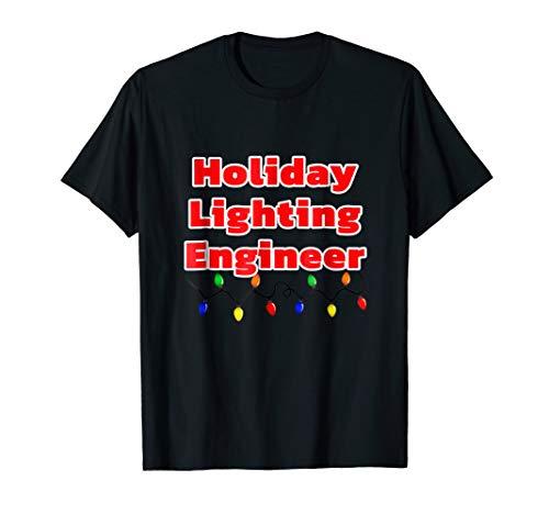 Funny Christmas Lighting Shirt - Gift For Light Enthusiast