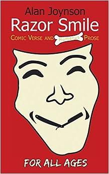 Book Razor Smile - Comic Verse and Humerus Prose