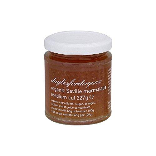 Daylesford Organic Seville Orange Marmalade (227g) - Pack of 2 by Daylesford