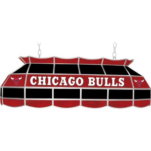 NBA Chicago Bulls Tiffany Gameroom Lamp, 40