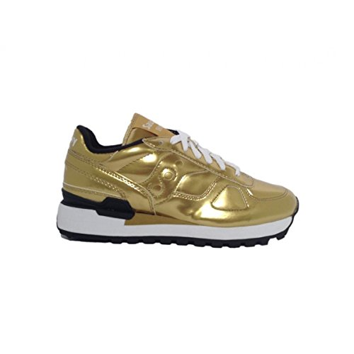 Saucony , Damen Sneaker Gold Metallic Gold