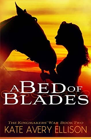 book cover of A Bed of Blades