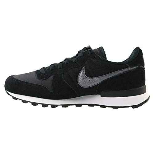 Donna black W white 001 Running Internationalist Scarpe Multicolore black Nike Iqgw10Bg