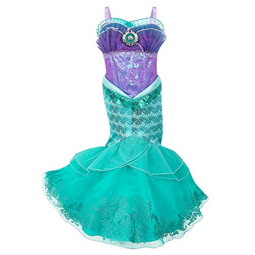 Disney Ariel Costume for Kids Size 7/8 Multi
