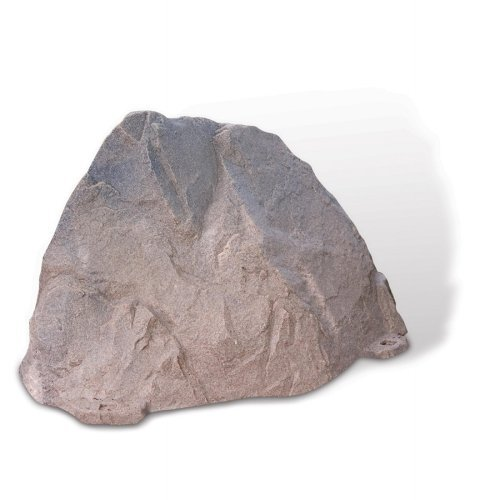 Dekorra Products 109RB Replicated Rock, Riverbed Brown , 30-Inch by 23-Inch by 18-Inch