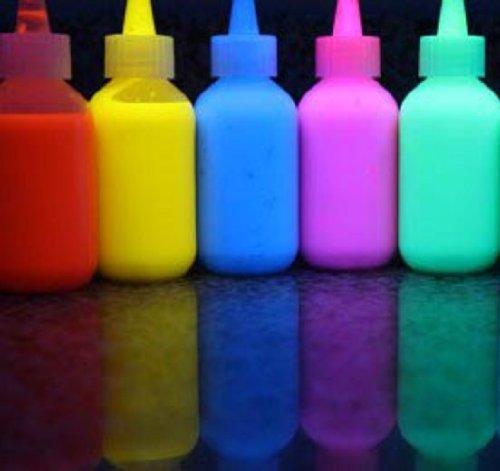 5 corps couleur de la peinture