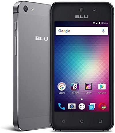 BLU Vivo 5 Mini 4 1.3GHz 8GB Gris: Amazon.es: Electrónica