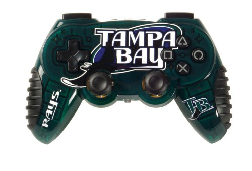 Playstation 2 MLB Tampa Bay Devil Rays Wireless Game Pad ()