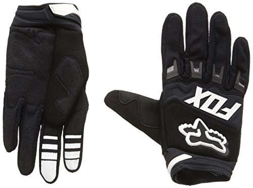Fox Head Men's Dirtpaw Race Gloves, Black, (Dirtpaw Bike Glove)