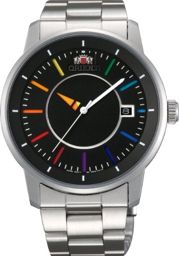 Orient Watch Stylish and Smart Disk Rainbow Automatic Wv0761er Men (Best Stylish Smart Watches)