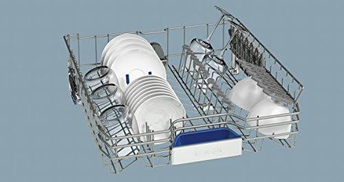 Siemens iQ700 lavavajilla Totalmente integrado 13 cubiertos A+++ ...