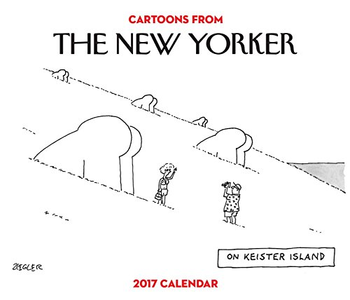 Cartoons from The New Yorker 2017 Day-to-Day - Off Calendar Daily