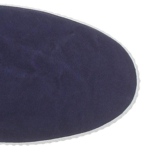 Safari Unisex Adultos Tintada Cordones Victoria Azul para Lona Azul Marino con FHIFqd